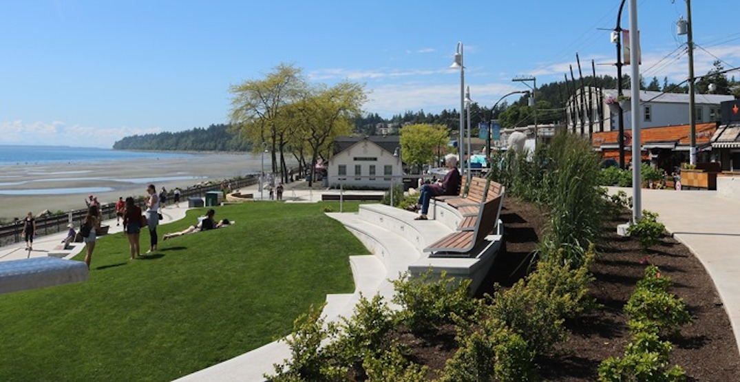 White Rock adding picnic tables to the waterfront for outdoor dining