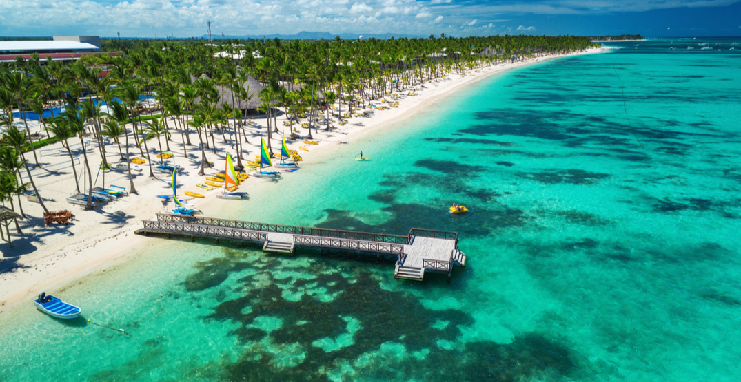 The Dominican Republic is planning to reopen for visitors next month