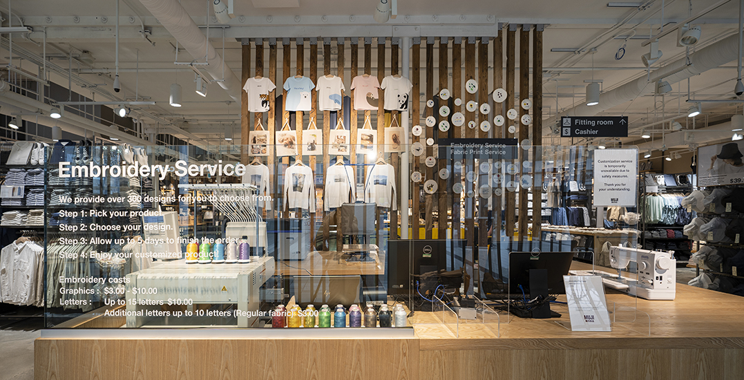 MUJI's largest store in Metro Vancouver is now open in Surrey (PHOTOS)