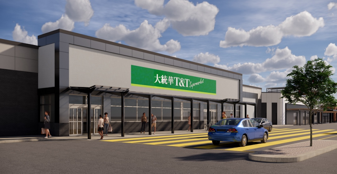 T&T Supermarket opening at Willowbrook Shopping Centre