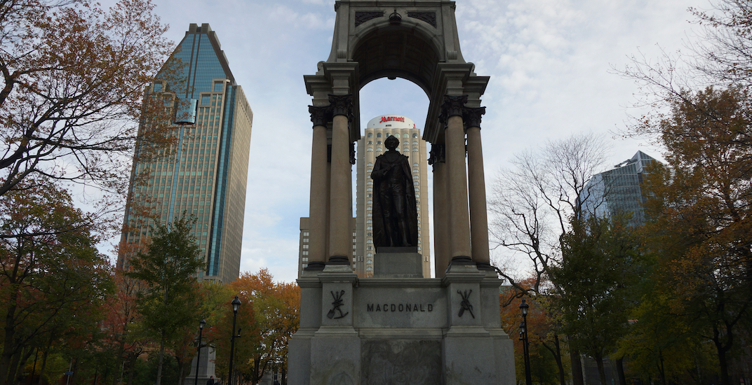 Petition to remove Montreal's John A Macdonald statue gathers over 11K signatures