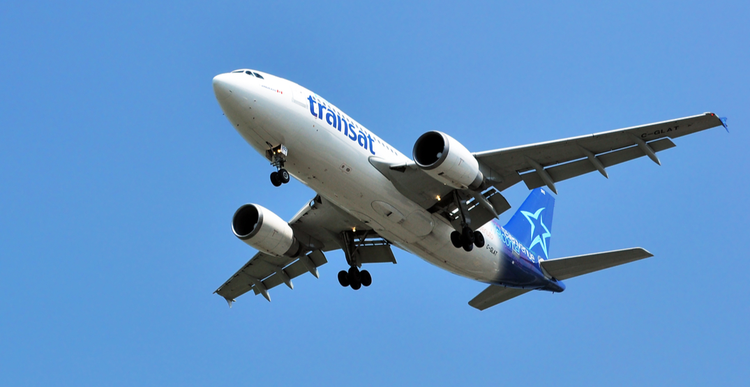 Air Transat will return to the skies and resume operations next month