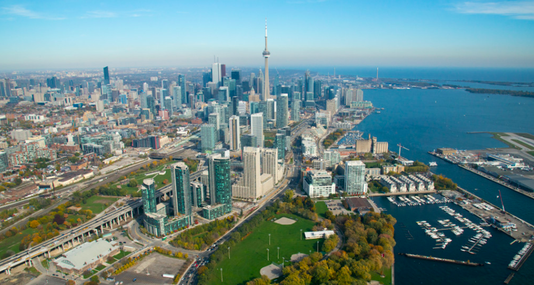 Toronto is now the fastest growing city in North America