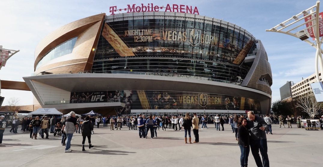 Las Vegas has been chosen as one of the NHL's hub cities: report