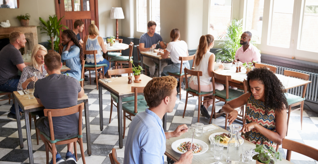 BC restaurants, bars no longer limited to 50% capacity for dine-in patrons