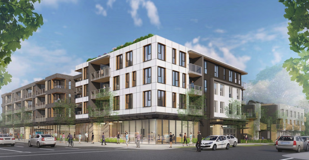 91 homes and retail proposed for East Broadway near Kingsgate Mall