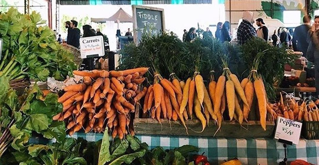 Here's how farmers' markets will be operating differently in Toronto