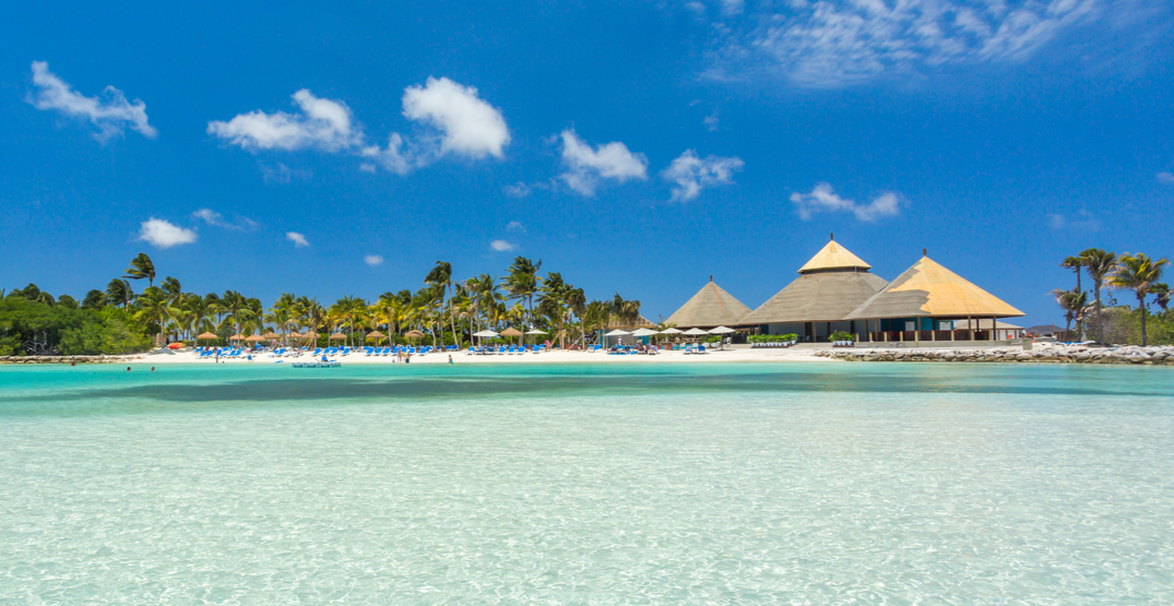 Aruba unveils reopening dates for international travellers