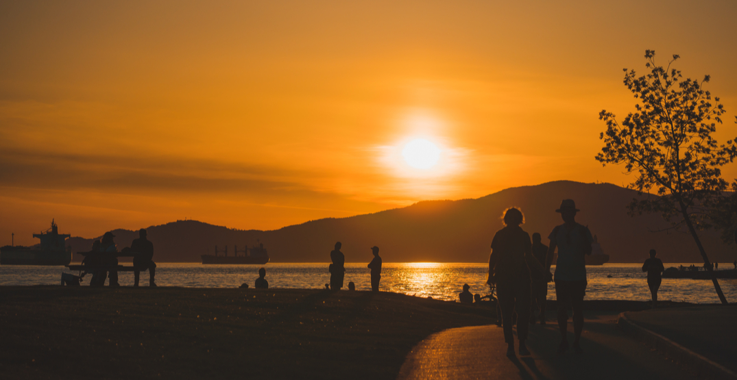 It's going to feel like 36°C in Metro Vancouver today