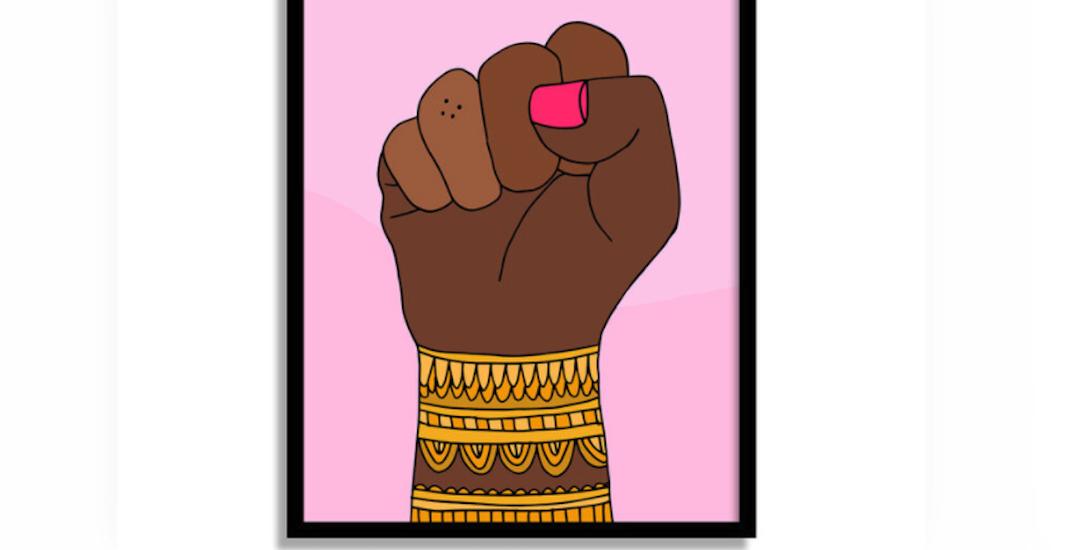 Punjabi Market releases Black Lives Matter print to benefit Hogan's Alley