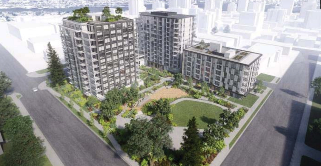 281 rental homes proposed for Central Lonsdale in North Vancouver