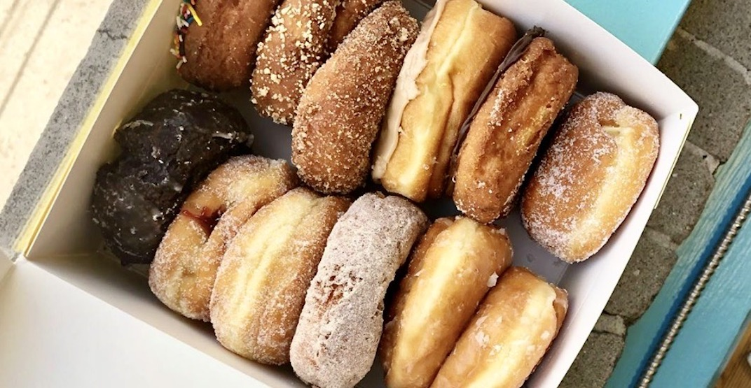 You can now get the famous Lee's Donuts delivered to your doorstep