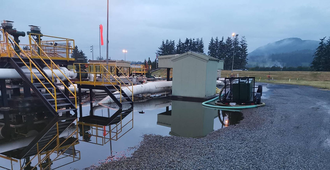 Trans Mountain pipeline restarts after 150,000-litre spill in BC