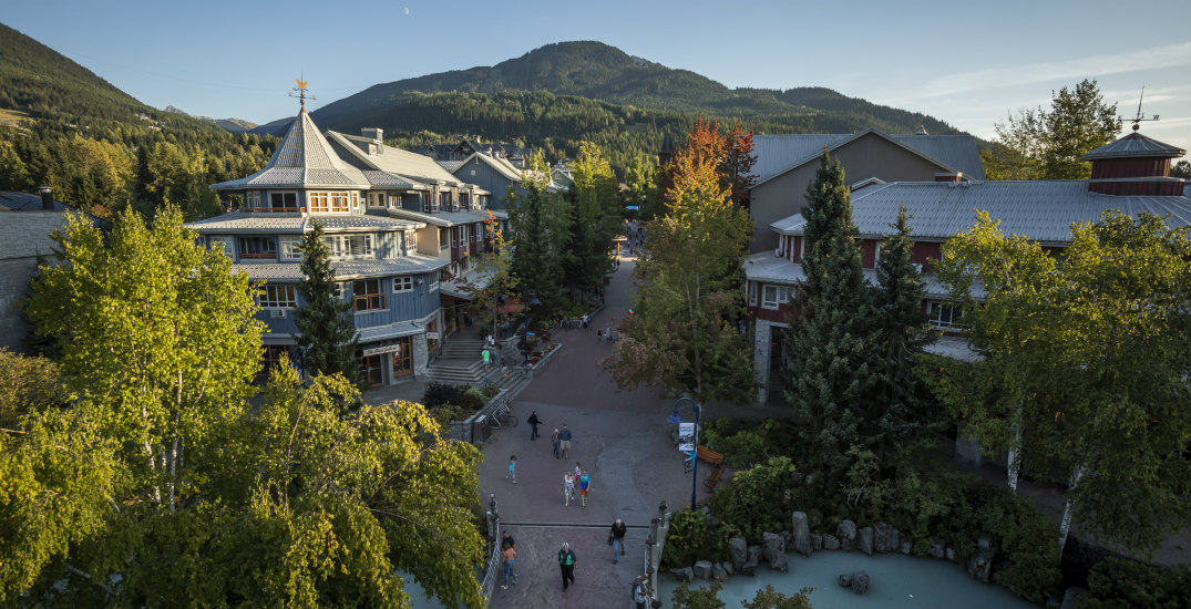 10 of Whistler's hotels and properties now open and accepting guests