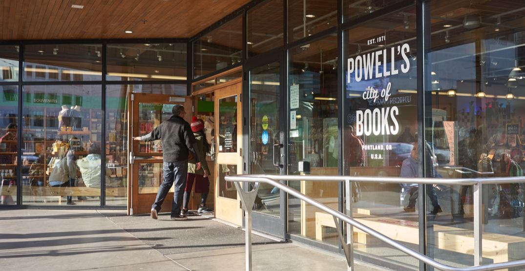 Powell's Books hosting Blackout booksellers until June 20