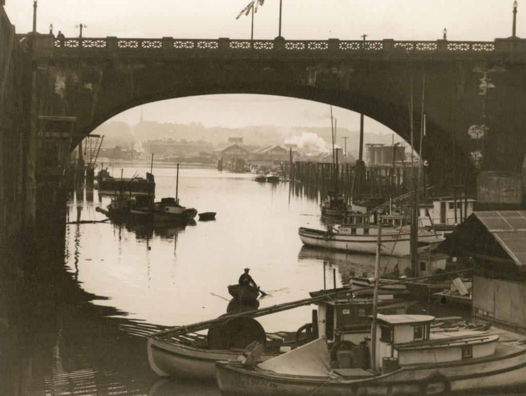 Georgia Street Viaduct 1939
