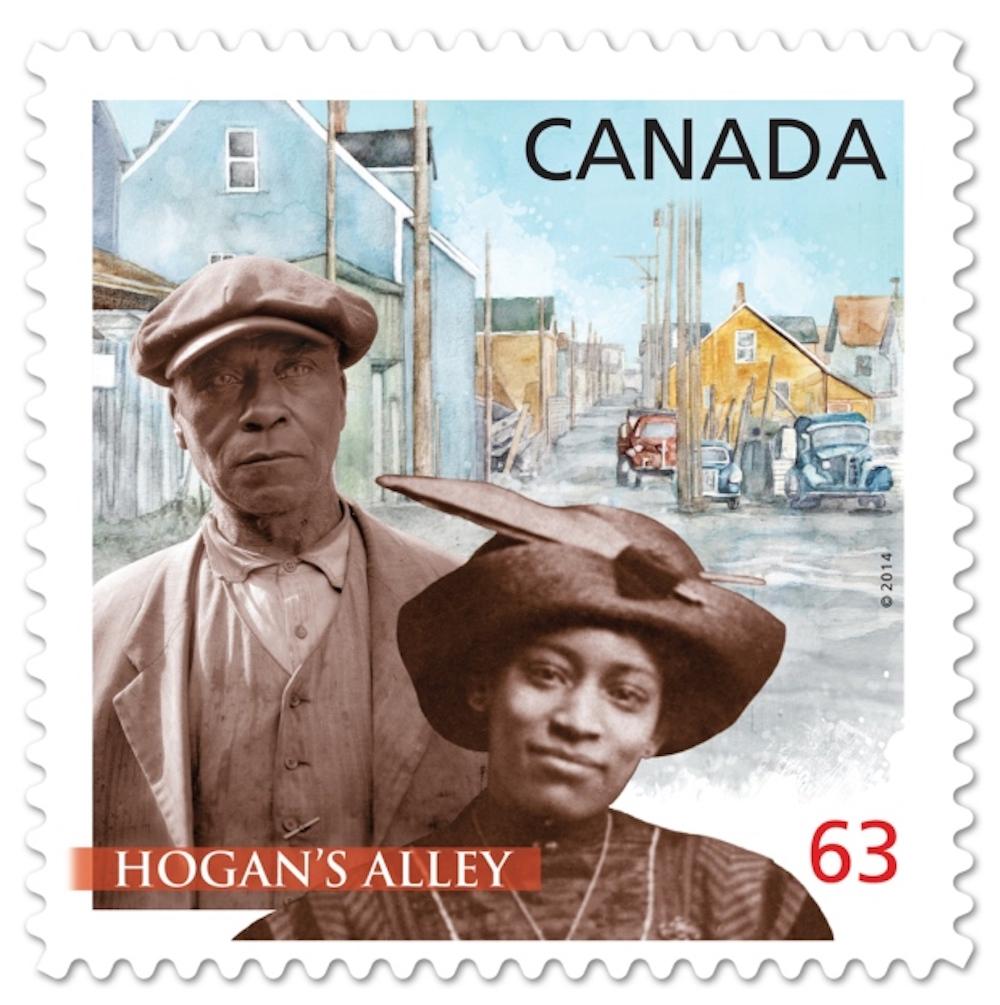 hogan's alley canada post