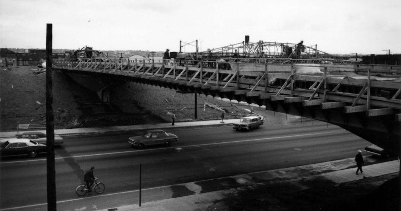 georgia viaduct construction 1971
