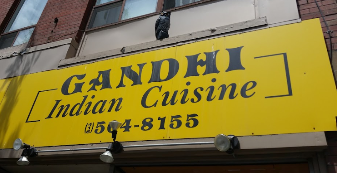 Gandhi Roti is permanently closing on Queen West after 25 years