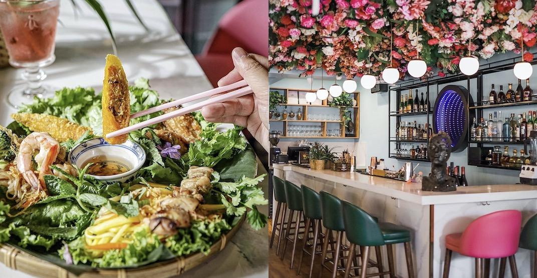 Bonjour Vietnam Bistro is now open on Fraser Street