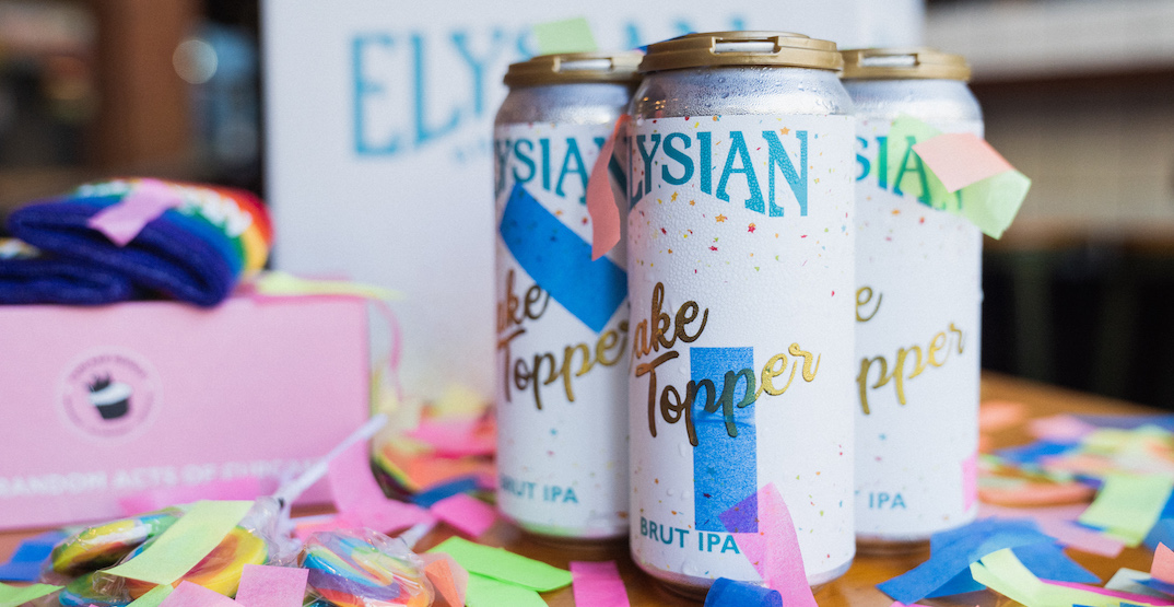 Celebrate Seattle Pride with a box of goodies from Elysian Brewing