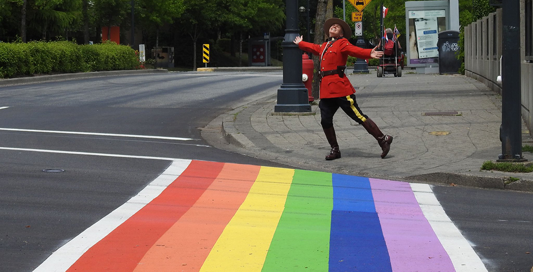 "LGBTQ2+ RCMP officer ""not against the sentiment"" of Vancouver Pride police ban"