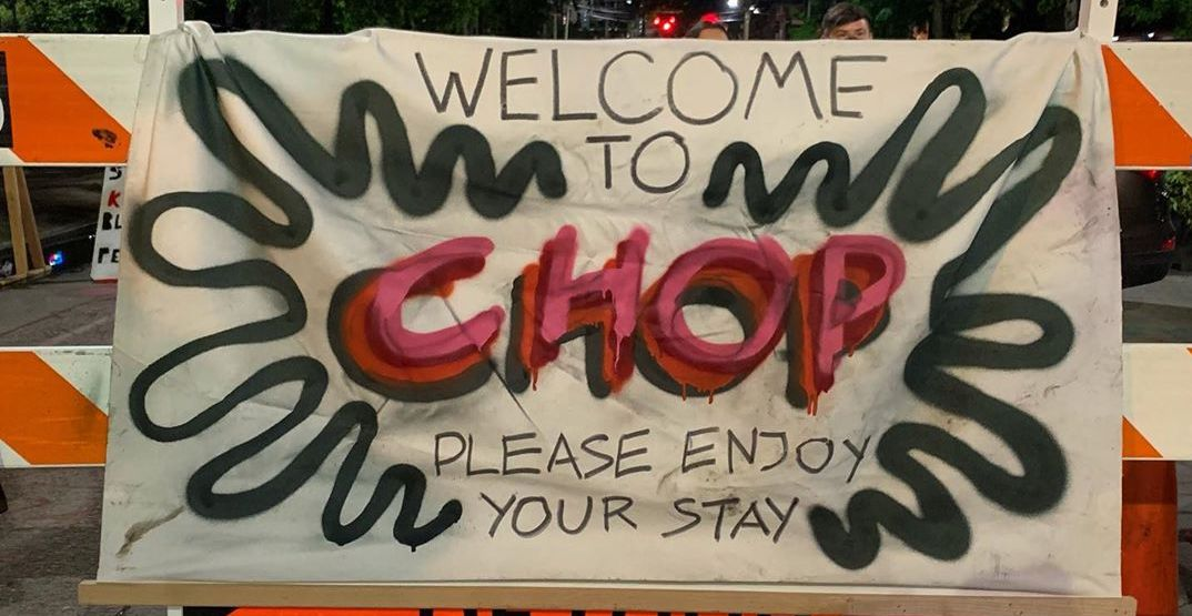 Not all Seattleites are fans of the CHAZ/CHOP in Capitol Hill