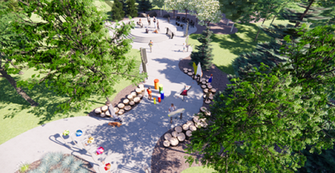 Quinterra Legacy Garden set to be completed this summer