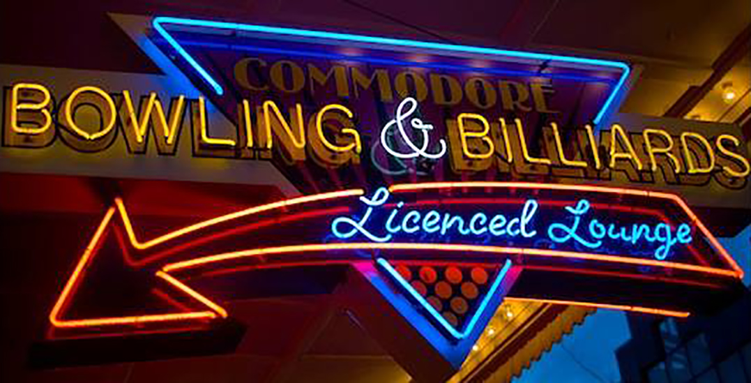 Downtown Vancouver's Commodore Lanes reopens for bowling and pool