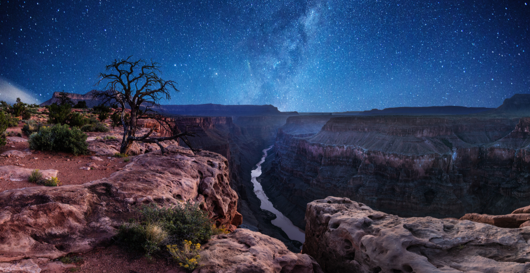 Grand Canyon National Park is hosting a virtual star-gazing event all week