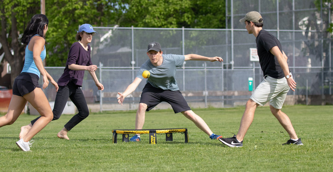Game on: Spikeball popularity takes over Vancouver