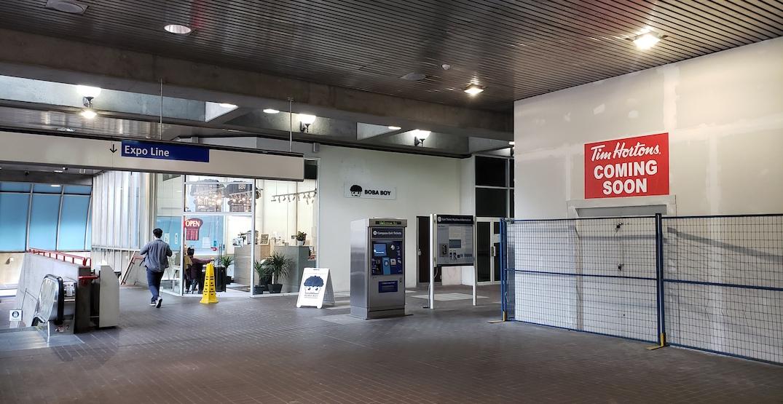 tim hortons stadium-chinatown station 1