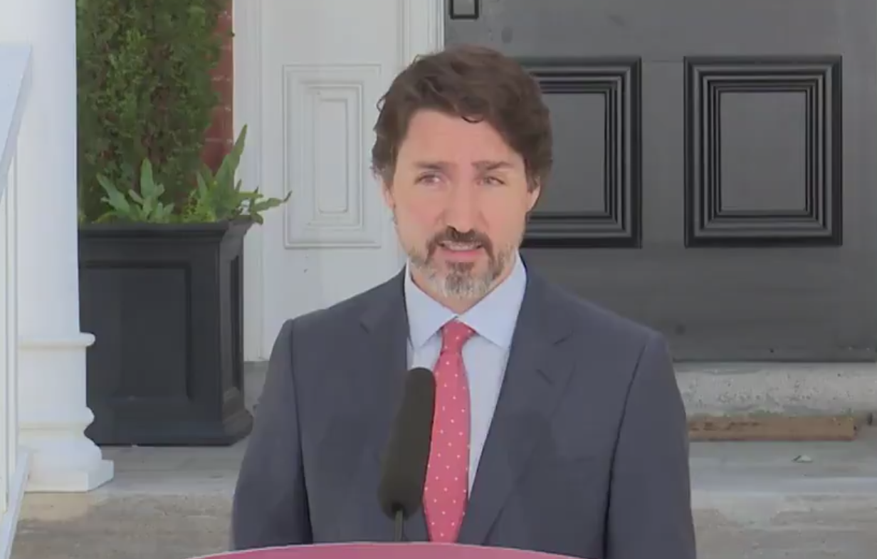 "Trudeau government providing economic ""snapshot"" next month"