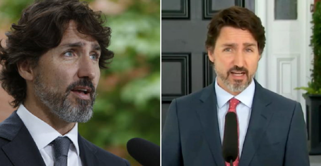 Justin Trudeau got a haircut and the internet took notice