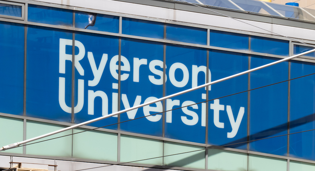 Majority of Ryerson University classes will be online for winter semester