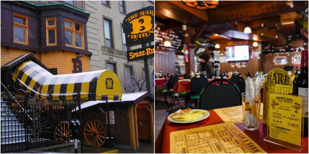 Downtown Montreal's iconic Bar B Barn restaurant to close down for good