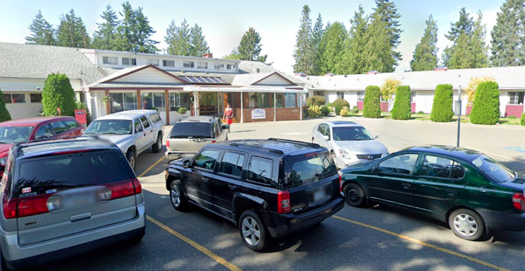 Health officials confirm coronavirus case at Abbotsford care home