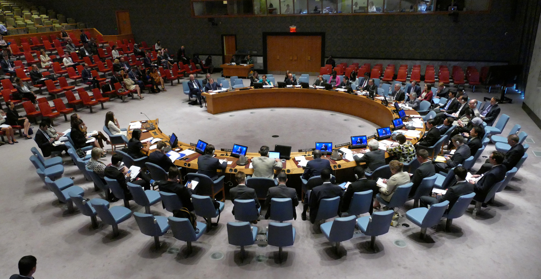 Canada loses bid for coveted UN Security Council seat