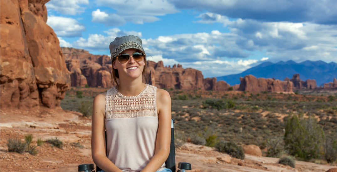 What it's like to travel the world as a wheelchair user