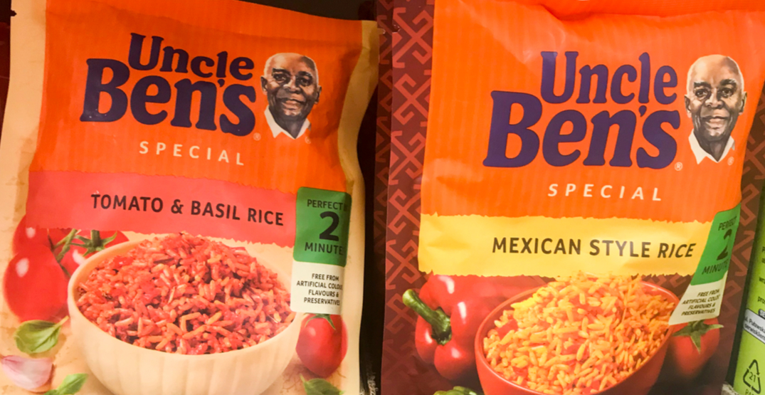 "Uncle Ben's brand to ""evolve"" as parent company stands against racial bias"