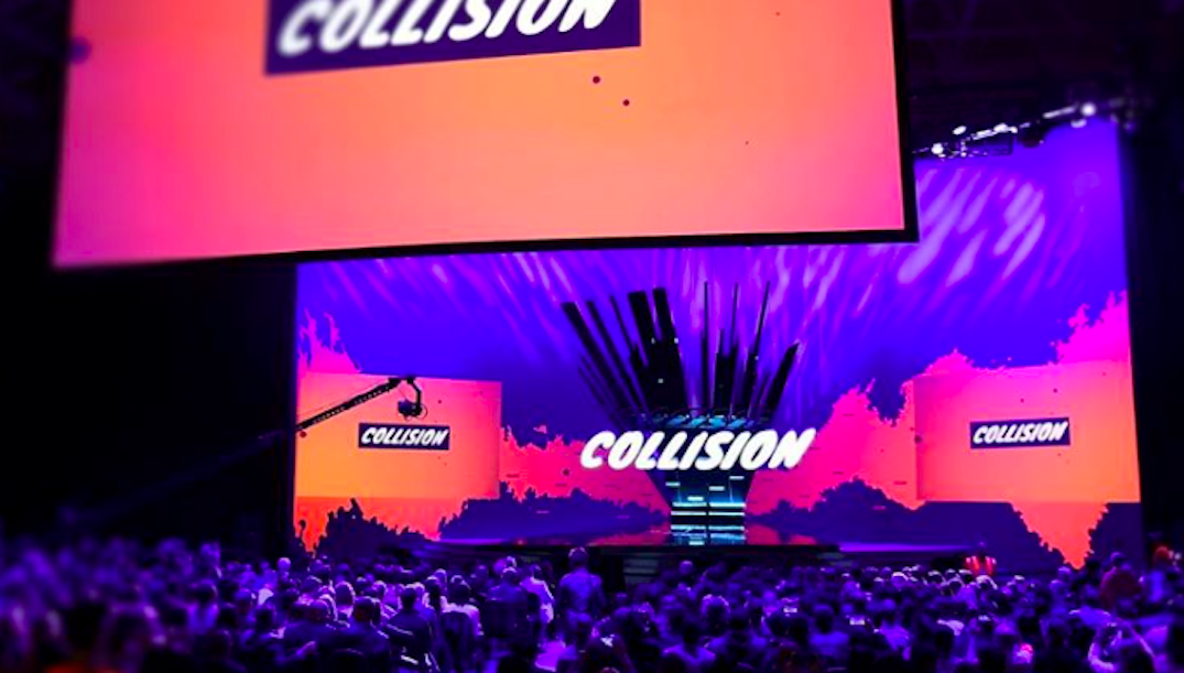 "Collision's first-ever virtual conference to be ""powerful"" and ""efficient"""