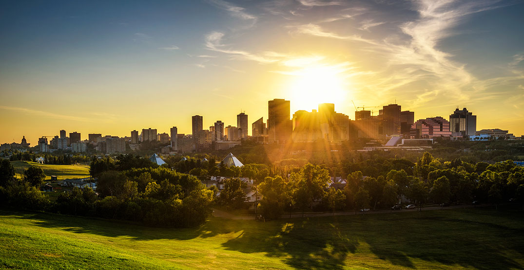 Edmonton forecast calls for pleasant, sunny weather all week long