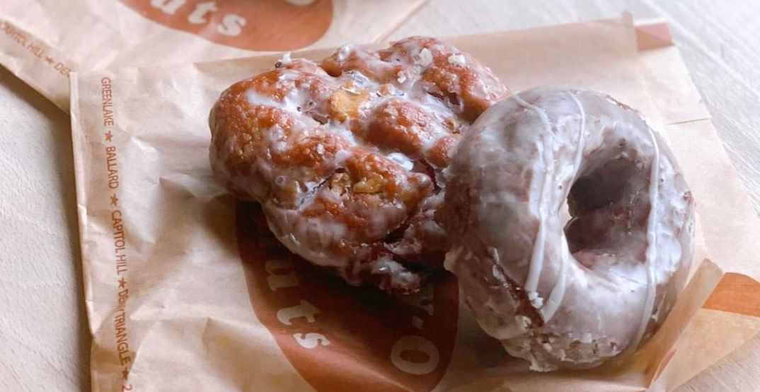 What to eat in and around Seattle today: Mighty-O Donuts