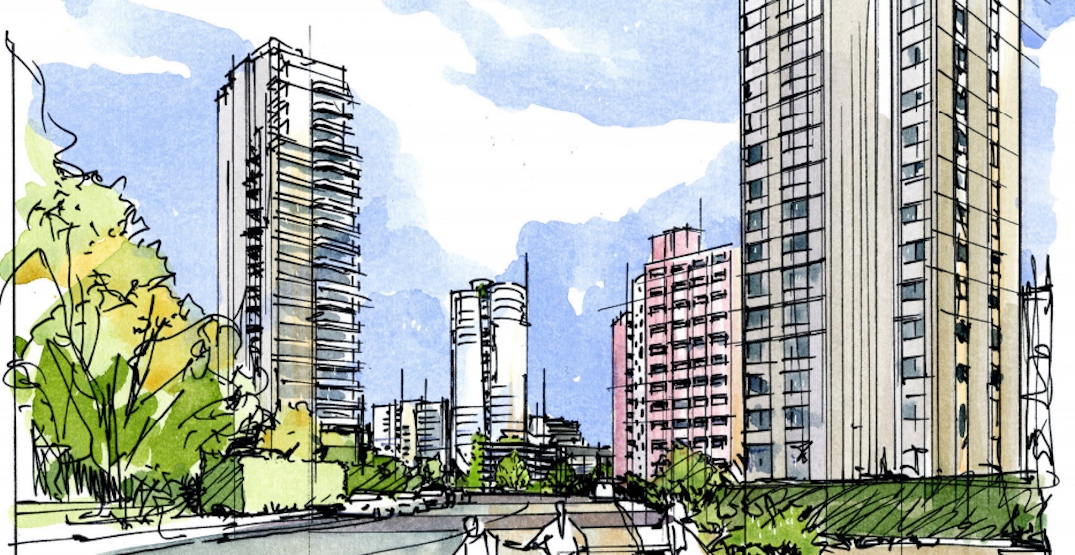 21-storey rental housing tower redevelopment considered for West Vancouver