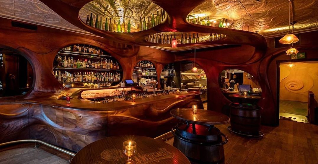 Toronto bar named the best in Canada