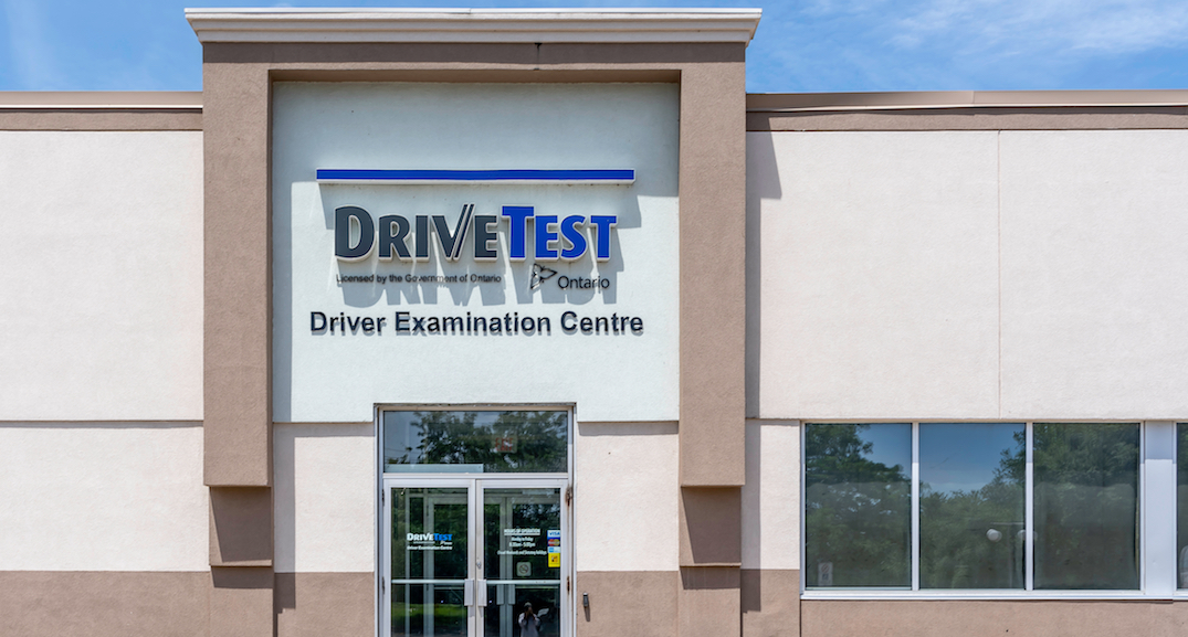 Ontario restarts passenger road tests in most DriveTest Centres