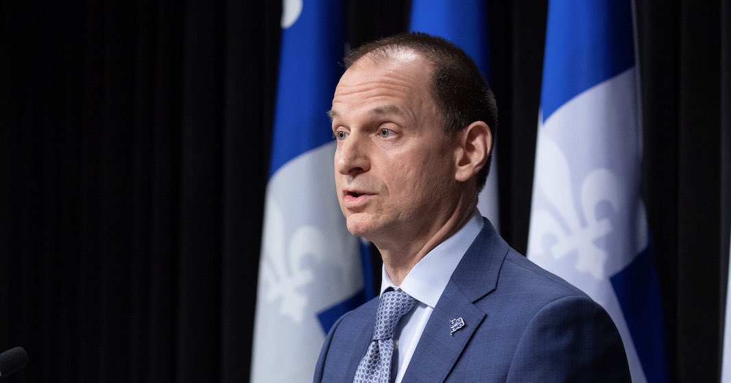 Quebec finance minister expected to reveal province's economic plan today