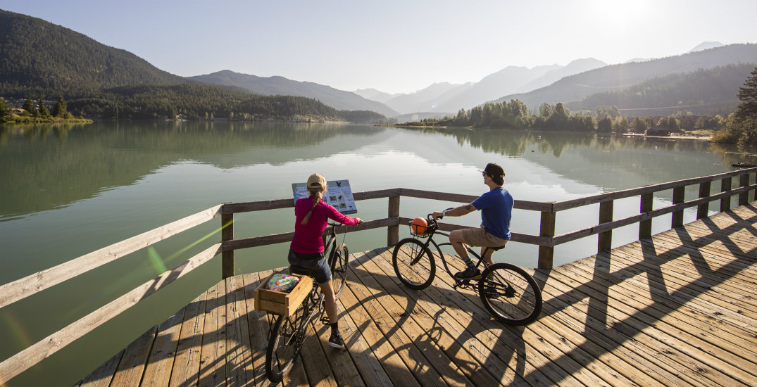 Without international visitors, Whistler becomes a playground for locals