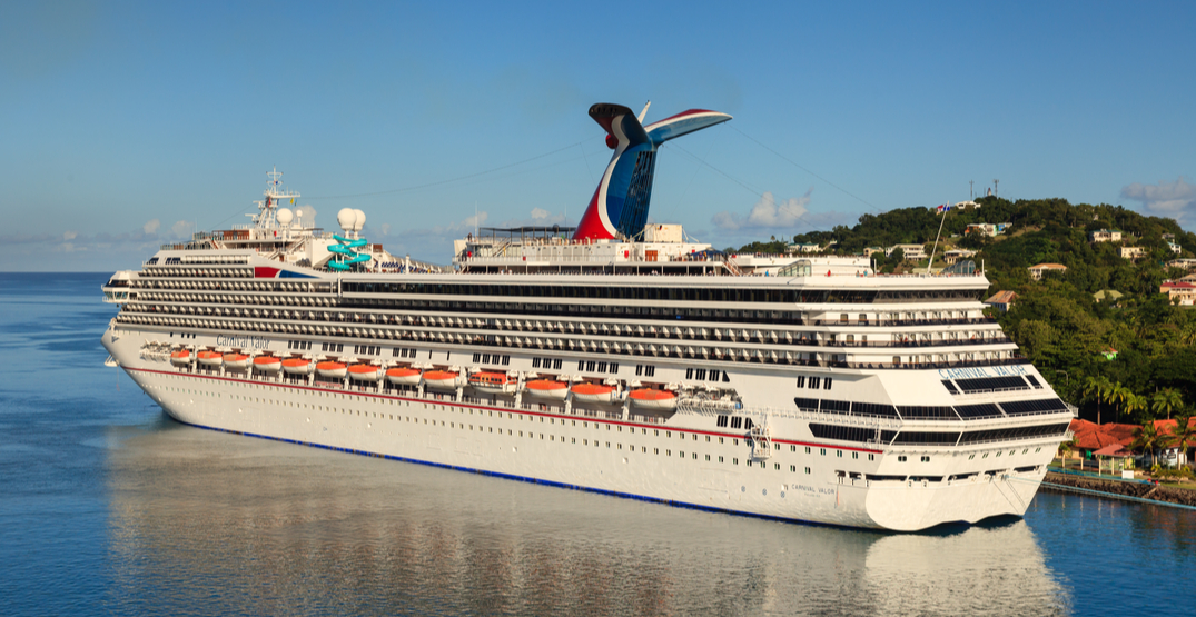 Carnival Cruise Line is selling six ships after $4.4 billion in losses