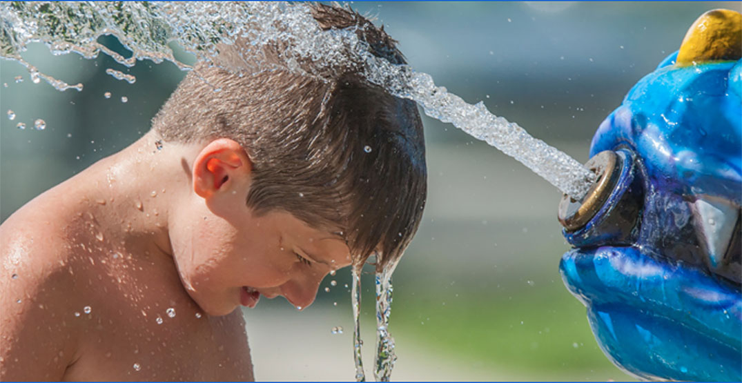 Edmonton's spray parks are reopening just in time for summer
